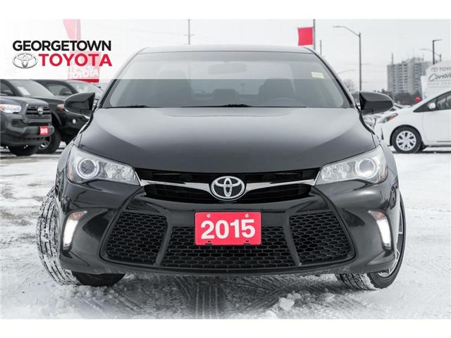 2015 Toyota Camry  (Stk: 15-85885) in Georgetown - Image 2 of 19