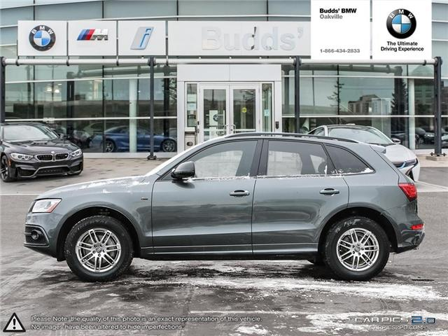2017 Audi Q5 2.0T Progressiv (Stk: T675085A) in Oakville - Image 2 of 25