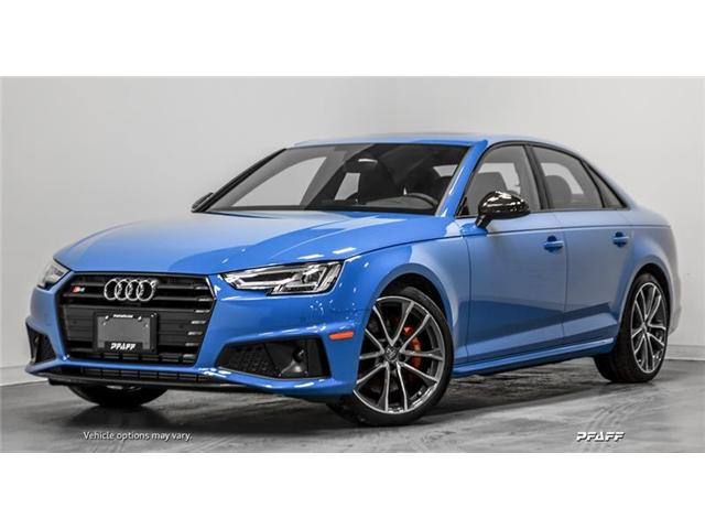 2019 Audi S4 3.0T Technik (Stk: T16230) in Vaughan - Image 1 of 22