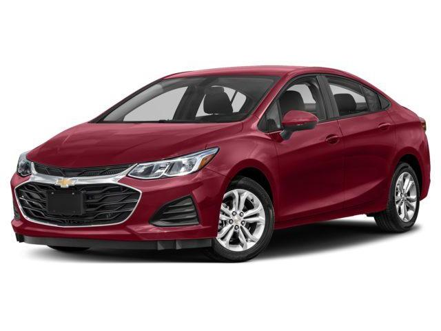 2019 Chevrolet Cruze LT (Stk: 9136524) in Scarborough - Image 1 of 8