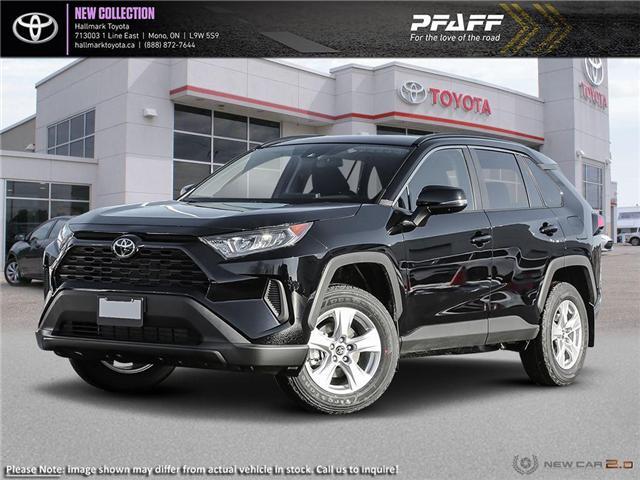 2019 Toyota RAV4 FWD LE (Stk: H19222) in Orangeville - Image 1 of 24