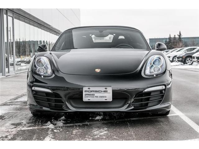 2016 Porsche Boxster Black Edition (Stk: U7662) in Vaughan - Image 2 of 22