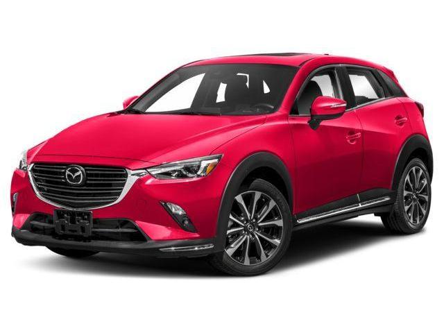 2019 Mazda CX-3 GT (Stk: 35181) in Kitchener - Image 1 of 9