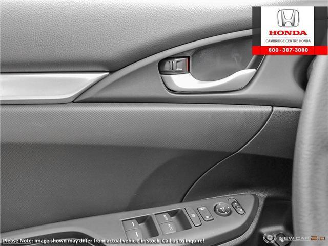 2019 Honda Civic LX (Stk: 19450) in Cambridge - Image 17 of 24