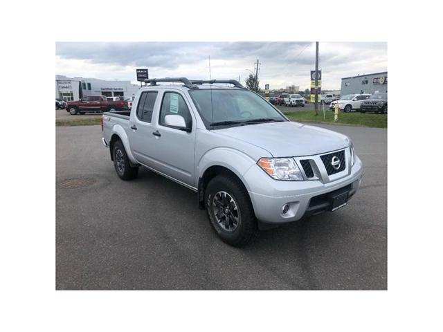 2018 Nissan Frontier PRO-4X (Stk: 3584DO) in Thunder Bay - Image 1 of 7