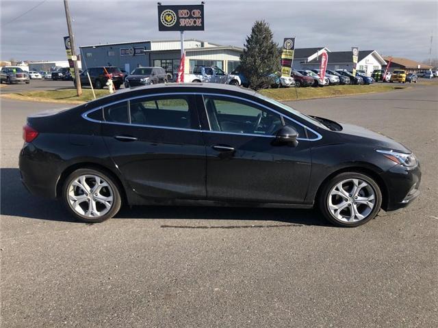 2018 Chevrolet Cruze Premier Auto (Stk: 3594D) in Thunder Bay - Image 2 of 15