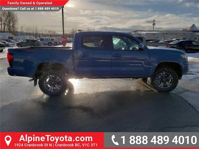 2019 Toyota Tacoma TRD Sport (Stk: X178543) in Cranbrook - Image 6 of 16