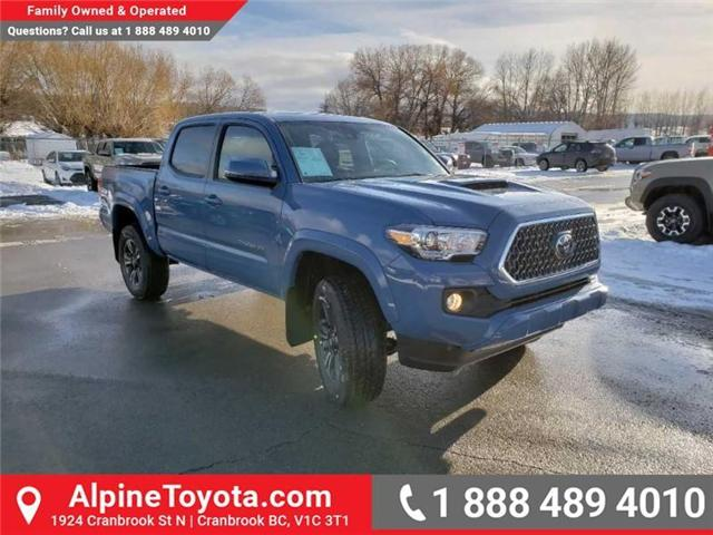 2019 Toyota Tacoma TRD Sport (Stk: X178543) in Cranbrook - Image 7 of 16