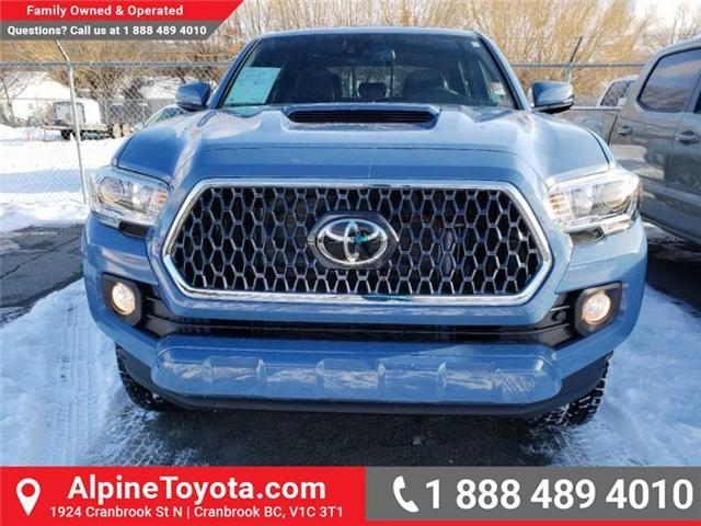 2019 Toyota Tacoma TRD Sport (Stk: X178543) in Cranbrook - Image 8 of 16