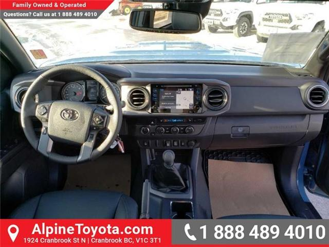 2019 Toyota Tacoma TRD Sport (Stk: X178543) in Cranbrook - Image 10 of 16