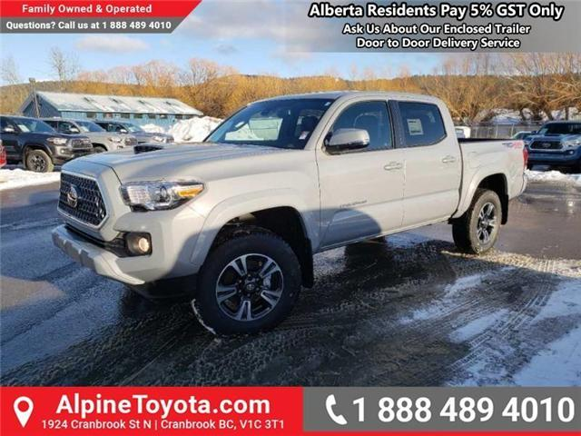 2019 Toyota Tacoma TRD Sport (Stk: X177411) in Cranbrook - Image 1 of 16