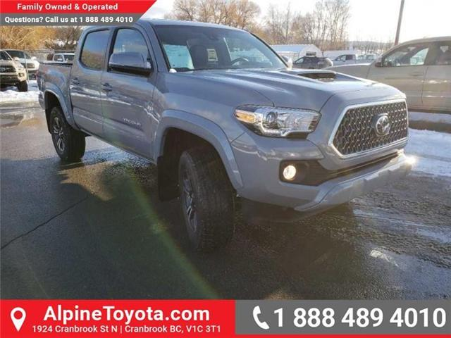 2019 Toyota Tacoma TRD Sport (Stk: X177411) in Cranbrook - Image 7 of 16