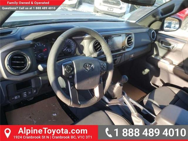 2019 Toyota Tacoma TRD Sport (Stk: X177411) in Cranbrook - Image 9 of 16