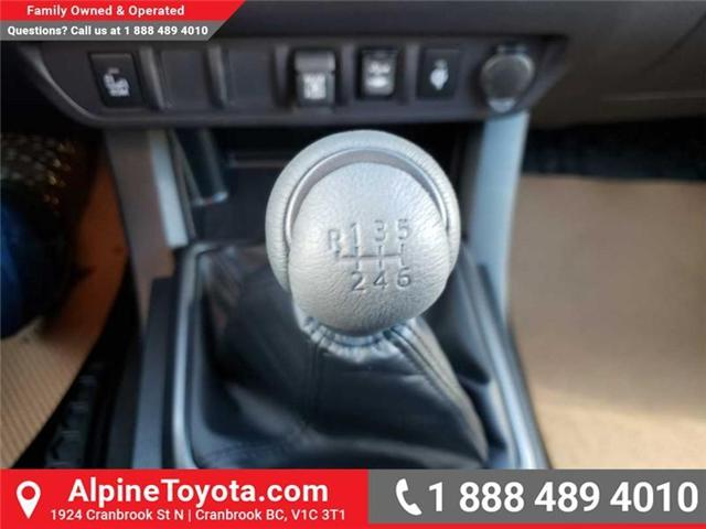 2019 Toyota Tacoma TRD Sport (Stk: X177411) in Cranbrook - Image 15 of 16