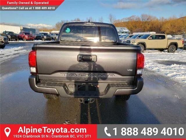 2019 Toyota Tacoma TRD Sport (Stk: X179485) in Cranbrook - Image 4 of 16