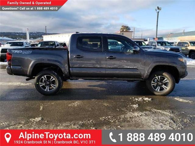 2019 Toyota Tacoma TRD Sport (Stk: X179485) in Cranbrook - Image 6 of 16