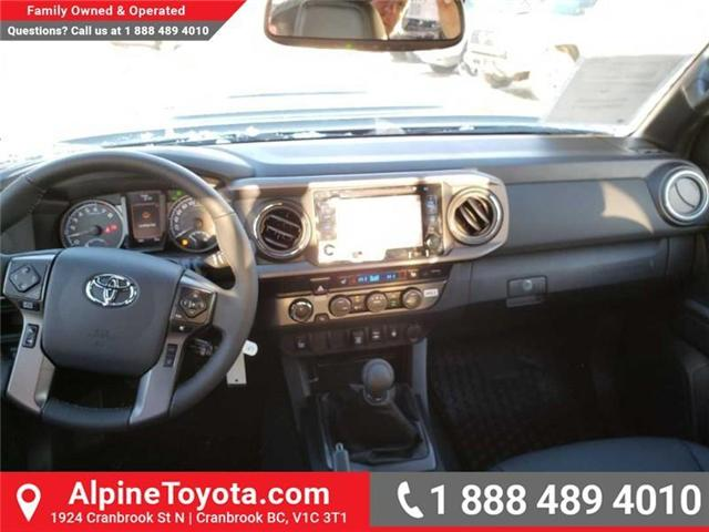 2019 Toyota Tacoma TRD Sport (Stk: X179485) in Cranbrook - Image 10 of 16
