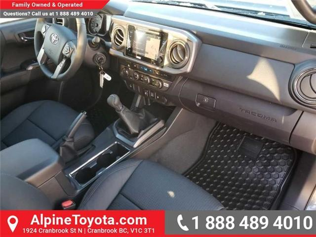 2019 Toyota Tacoma TRD Sport (Stk: X179485) in Cranbrook - Image 11 of 16