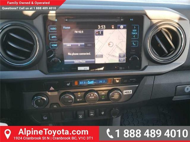 2019 Toyota Tacoma TRD Sport (Stk: X179485) in Cranbrook - Image 12 of 16