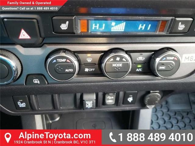 2019 Toyota Tacoma TRD Sport (Stk: X179485) in Cranbrook - Image 13 of 16