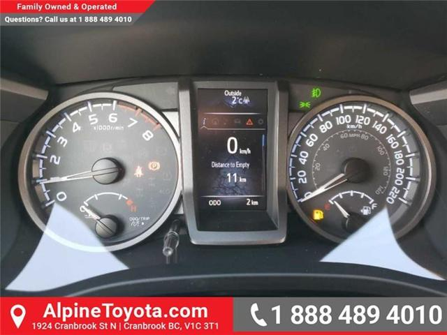 2019 Toyota Tacoma TRD Sport (Stk: X179485) in Cranbrook - Image 14 of 16