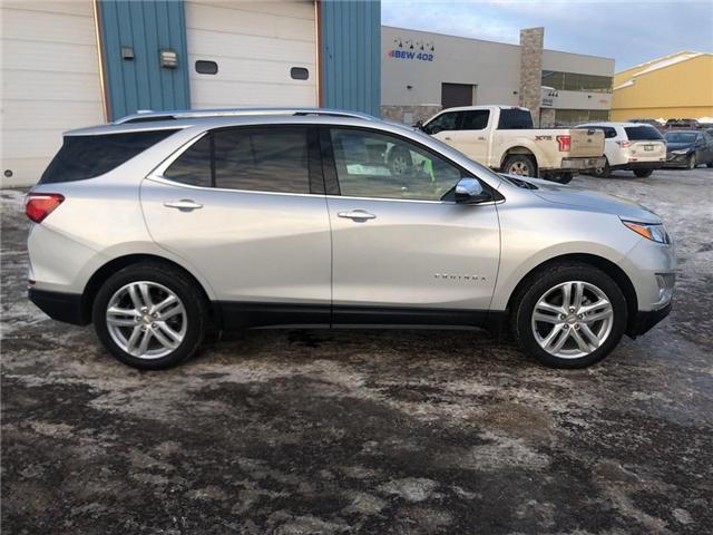 2018 Chevrolet Equinox Premier (Stk: 3649) in Thunder Bay - Image 2 of 17