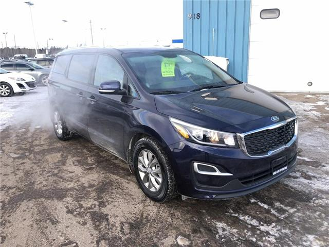 2019 Kia Sedona LX (Stk: 3644DO) in Thunder Bay - Image 1 of 17