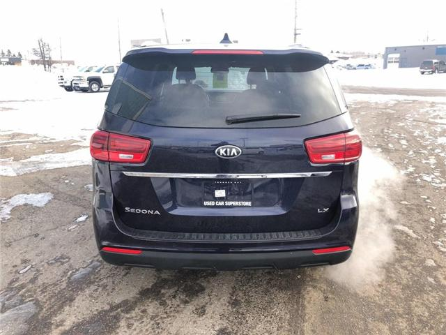 2019 Kia Sedona LX (Stk: 3644DO) in Thunder Bay - Image 4 of 17