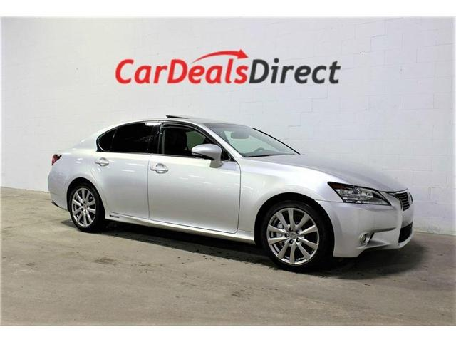 2013 Lexus GS 450h Base (Stk: 003052) in Vaughan - Image 1 of 30