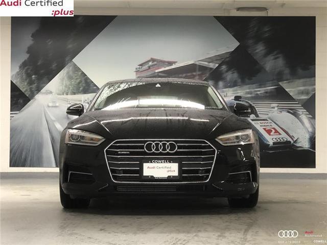 2018 Audi A5 2.0T Komfort (Stk: AUQK6057A) in Richmond - Image 2 of 22