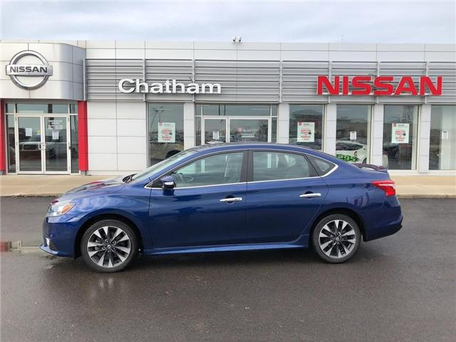 2017 Nissan Sentra  (Stk: 9037A) in Chatham - Image 1 of 13