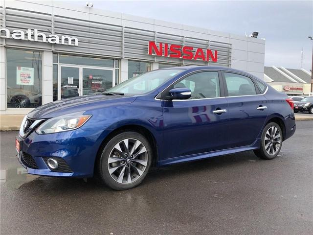 2017 Nissan Sentra  (Stk: 9037A) in Chatham - Image 2 of 13