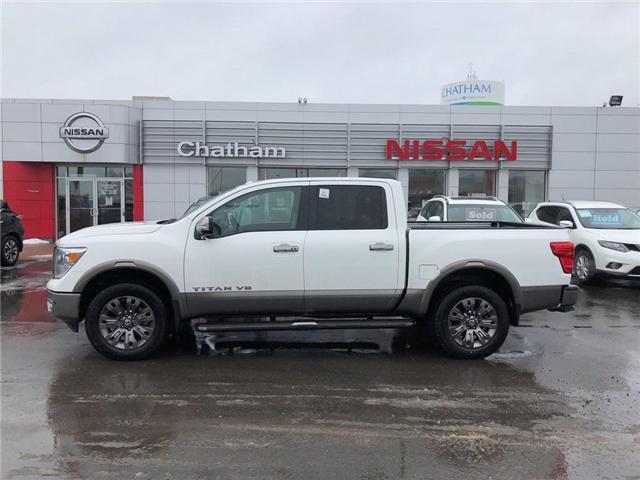 2018 Nissan Titan  (Stk: 1N383A) in Chatham - Image 1 of 14