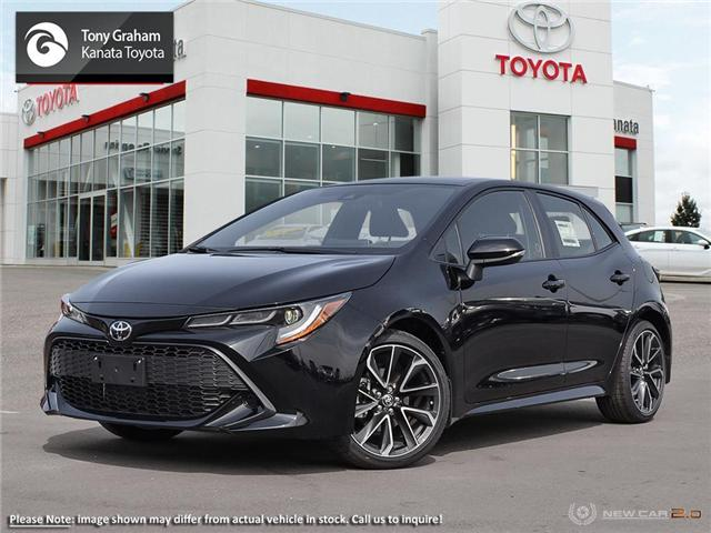 2019 Toyota Corolla Hatchback SE Upgrade Package (Stk: 89213) in Ottawa - Image 1 of 24