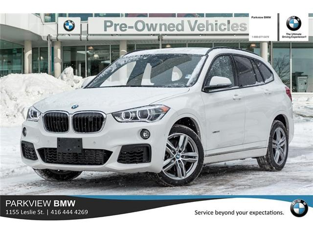 2018 BMW X1 xDrive28i (Stk: PP8328) in Toronto - Image 1 of 21