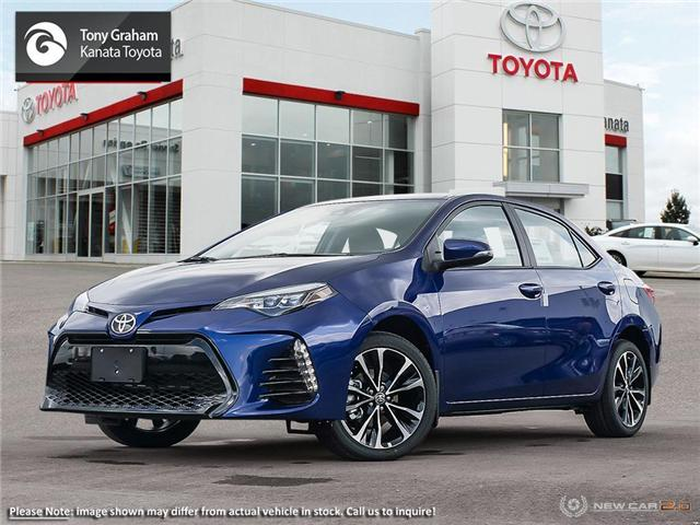 2019 Toyota Corolla SE Upgrade Package (Stk: 89218) in Ottawa - Image 1 of 24