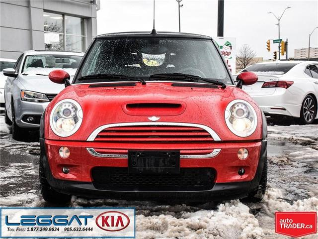 2007 MINI Cooper S Base (Stk: W0096) in Burlington - Image 2 of 20