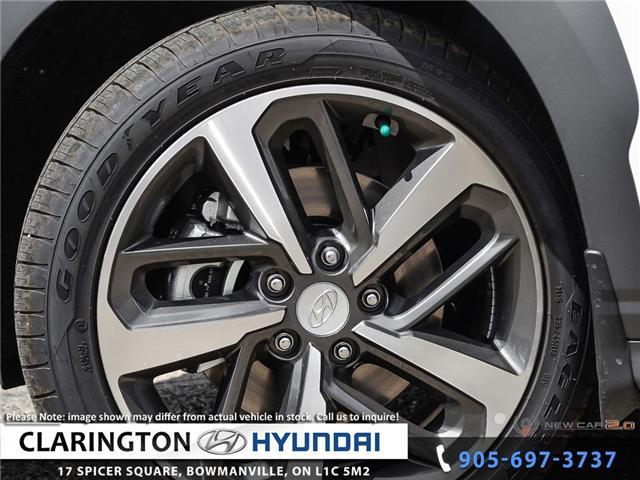 2019 Hyundai KONA 1.6T Ultimate (Stk: 19011) in Clarington - Image 8 of 24