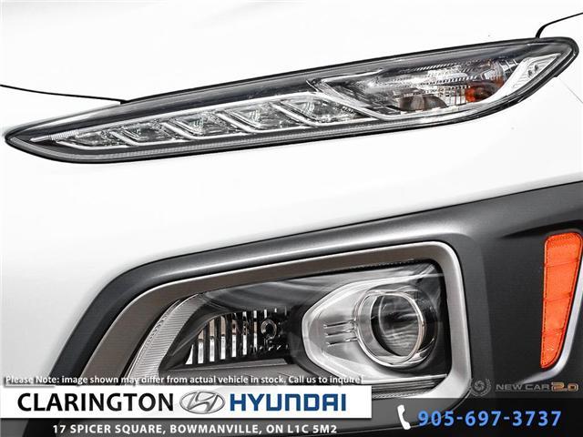 2019 Hyundai KONA 1.6T Ultimate (Stk: 19011) in Clarington - Image 10 of 24