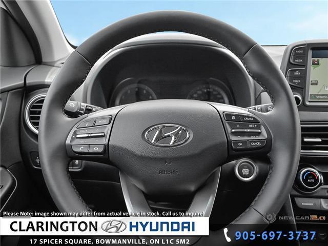 2019 Hyundai KONA 1.6T Ultimate (Stk: 19011) in Clarington - Image 14 of 24