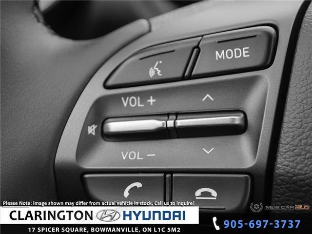 2019 Hyundai KONA 1.6T Ultimate (Stk: 19011) in Clarington - Image 16 of 24