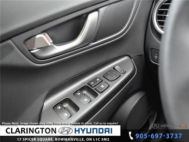 2019 Hyundai KONA 1.6T Ultimate (Stk: 19011) in Clarington - Image 17 of 24