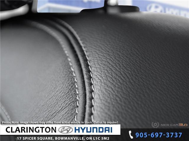 2019 Hyundai KONA 1.6T Ultimate (Stk: 19011) in Clarington - Image 21 of 24