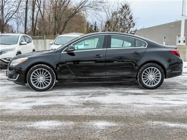 2015 Buick Regal Base (Stk: 19197AA) in Milton - Image 8 of 13