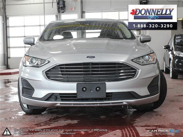 2019 Ford Fusion SE (Stk: DS190) in Ottawa - Image 2 of 28