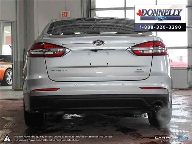 2019 Ford Fusion SE (Stk: DS190) in Ottawa - Image 5 of 28