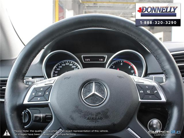 2014 Mercedes-Benz M-Class Base (Stk: CLDR1751AT) in Ottawa - Image 14 of 28