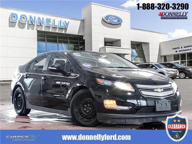 2013 Chevrolet Volt Base (Stk: CLDU5989A) in Ottawa - Image 1 of 29