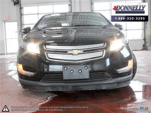 2013 Chevrolet Volt Base (Stk: CLDU5989A) in Ottawa - Image 2 of 29