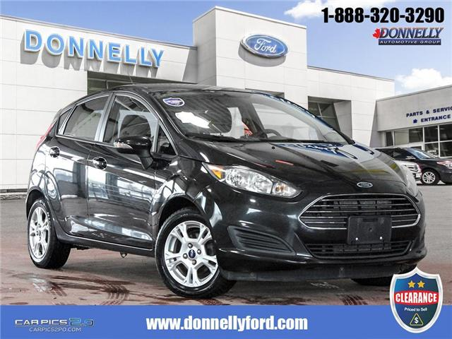 2014 Ford Fiesta SE (Stk: CLDR821A) in Ottawa - Image 1 of 28